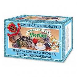 HERBEX zimný čaj s echinaceou 20x3g