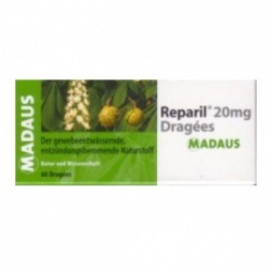 REPARIL-Dragées  tbl obd 100x20 mg