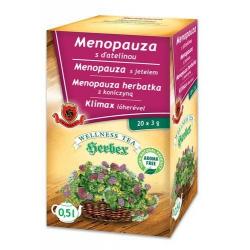 HERBEX MENOPAUZA 20 vrecúšok x 3g