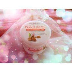 Výživný mandľový krém Natural - 260ml