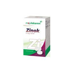 ZINOK 100 tabliet x 15 mg