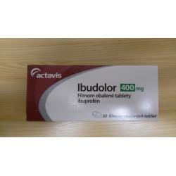 IBUDOLOR 400 MG tbl flm 30x400 mg (blis.PVC/Al nepriehľ.)