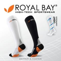 ROYAL BAY - Start kompresívne podkolienky