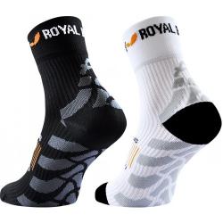 ROYAL BAY - Classic športové ponožky HIGH-CUT