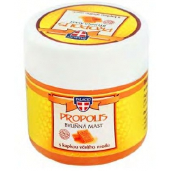 Bylinná masť propolisová 120ml