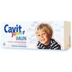 CAVIT Junior IMUN žuvacie tablety 20