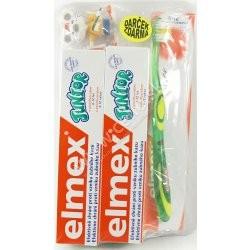 Elmex 2+1 zubná kefka Junior