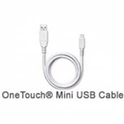 USB kabel ku glukomeru OneTouch® Select Plus štart set PC ready