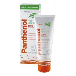 Panthenol 10 % Sensitive telové mlieko 200 ml + 30 ml zdarma!