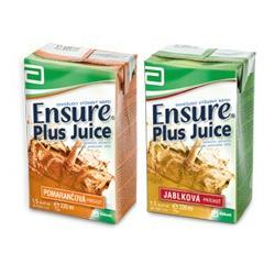 ENSURE PLUS JUICE jablková príchuť 1x220ml expir. minimálne o 2 mesiace