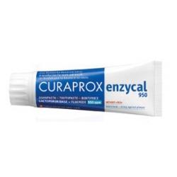Curaprox Enzycal 950 zubná pasta 75ml
