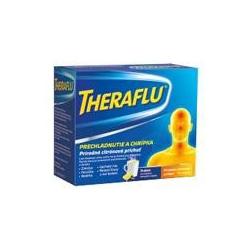 TheraFlu prechladnutie a chrípka plo por 1x14 vreciek