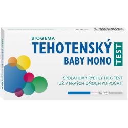 Tehotenský test Baby Mono prúžok