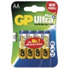 GP batérie Ultra Alkaline AA1.5V 4ks