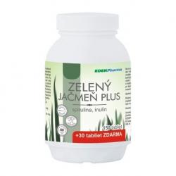Zelený jačmeň tablety - Eden Pharma - expirované 09-04-2017