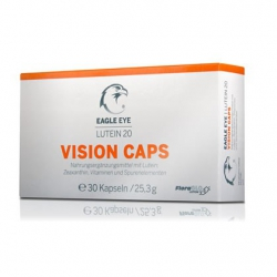 EAGLE EYE LUTEIN 20 Vision Caps 1x30 ks