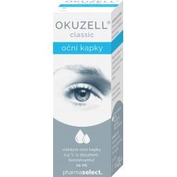 OKUZELL očná instilácia 10 ml