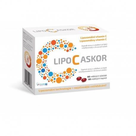 LIPO C ASCOR cps plm 4x15 ks (60 ks)