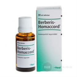 Berberis Homacord 30ml