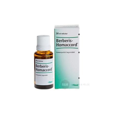 Berberis Homacord 30ml