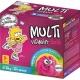 The Simpsons Multivitamíny želé + darček LISA, 100 ks