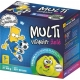 The Simpsons Multivitamíny želé + darček BART, 100 ks