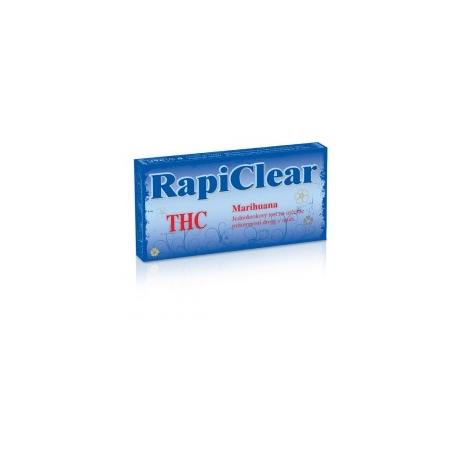 Drogový test RapiClear® THC