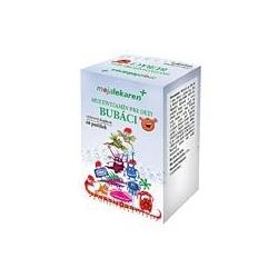 Bubáci pomaranč + bubo nápoj vianočné balenie, 60 pas