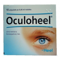 Oculoheel int.oph.15 x 0,45 ml