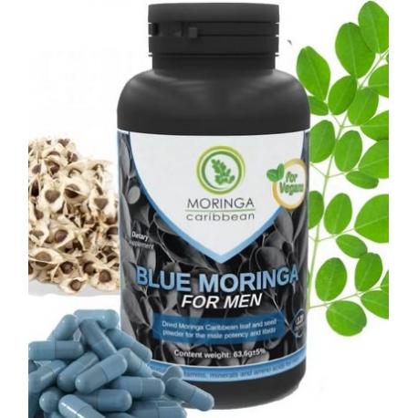 Blue Moringa for Men