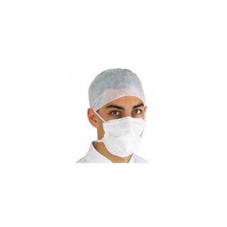 Maska operačná dvojvrstvová s gumičkou