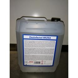Dezinfectol IMUNA dezinfekcia na ruky 5 litrov