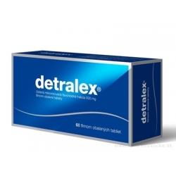DETRALEX tbl flm (blis.Al/PVC) 1x60 ks