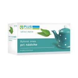 PLUS LEKÁREŇ Bylinná zmes pri nádche 20 x 1,5 g