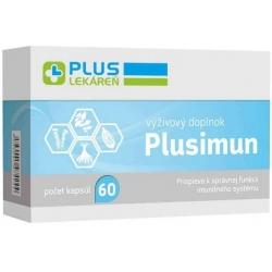 Plus lekáreň Plusimun cps 1x60 ks