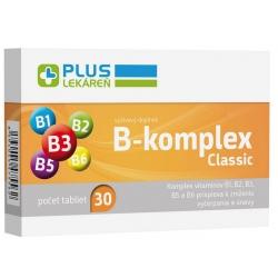Lekáreň plus B-komplex classic
