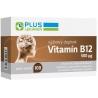 Plus lekáreň Vitamín B12 500 mcg, 100 tbl
