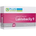 Plus lekáreň Laktobacily 9, 60 cps