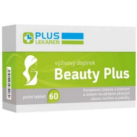 Plus Lekáreň Beauty Plus 60 tabliet