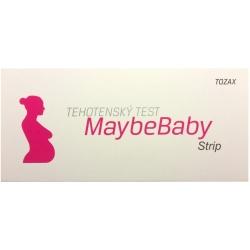 Tehotenský test MaybeBaby Strip 1 v 1