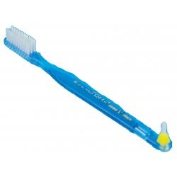 Zubná kefka ORTODONT. LACTONA na zubný strojček