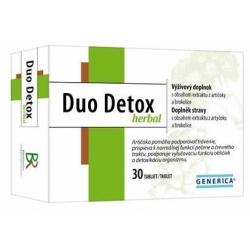 GENERICA Duo Detox herbal 30tbl