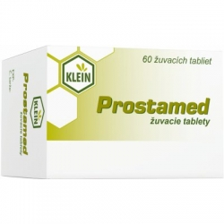 Prostamed žuvacie tablety tbl.mnd.60