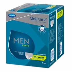 MoliCare Men Pants 5 kvapiek