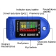 Pulzný oximeter certifokovaná zdravotnícka pomôcka ISO 13485