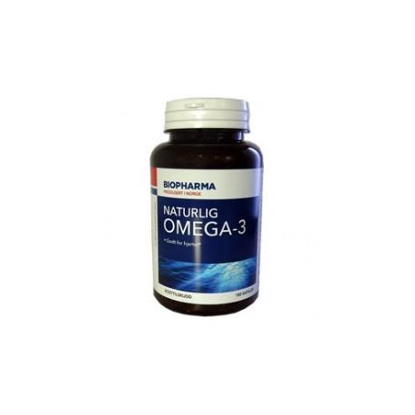Biopharma Naturlig OMEGA-3
