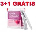 BIOPHARMA Nórsky kolagén 25 x 5 g MEGA PACK 3+1 grátis