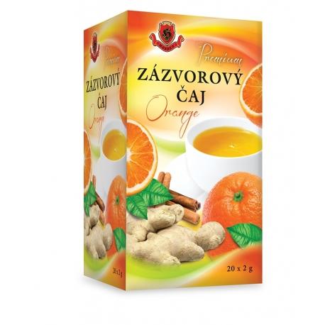 HERBEX ZAZVOROVY čaj POMARANC 20 x 2 g