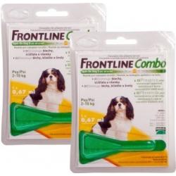 FRONTLINE combo spot dog pre psy XL 40-60kg - EXP. 08/2021