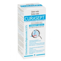 CURASEPT ADS 212 0,12% ústna voda 200 ml